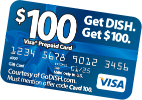 GoDISH.com $100 Gift Card Offer