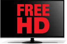 FREE HD for Life with DISH